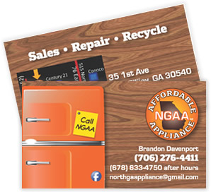 business-card-design-appliance-repair