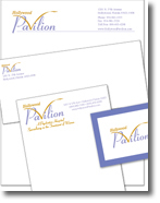 Business Stationery designed and printed by Inspired 2 Design
