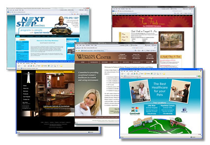 Web Design in Atlanta, Jasper, Ball Ground, Canton